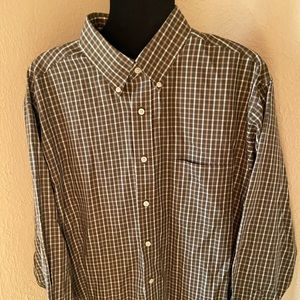 RoundTree and Yorke Men Long sleeve shirt New!